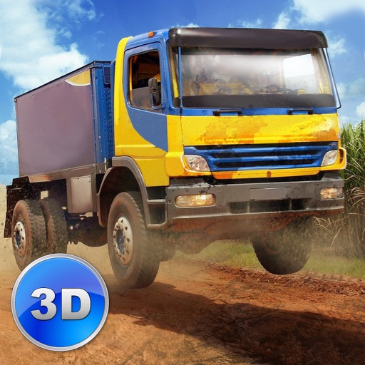 Truck Offroad Rally 3D - Try to be offroad driver!