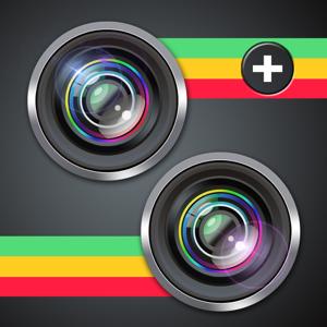 Split Camera - Pic Photo Mirror Clone Effects Catalogs app