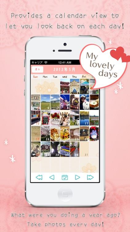 Girls Album  -  A cute album app for girls