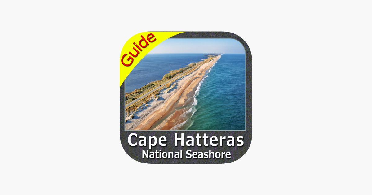 Cape Hatteras Seashore Charts On The App Store
