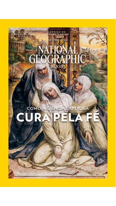 Revista National Geographic Brasil