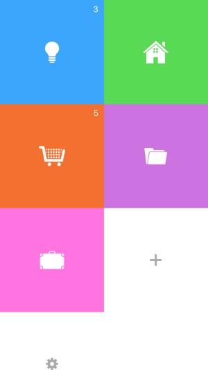 Tick - Customizable To-Do, Reminders, Sync Screenshot