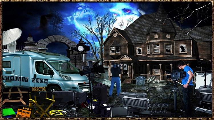 Dead House Hidden Object Game