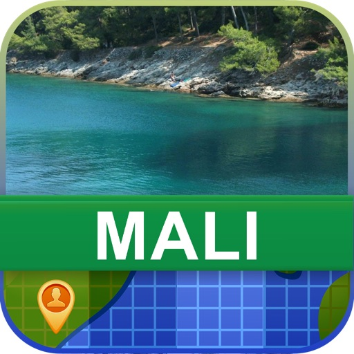 Offline Mali Map - World Offline Maps