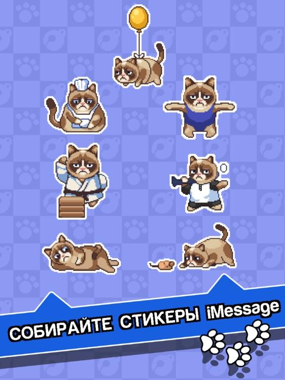 Игра Сердитый Котик: ужасная игра