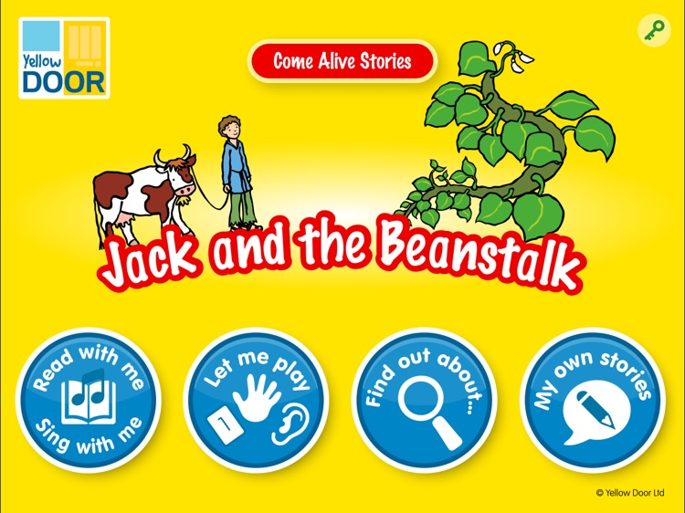 Jack and the Beanstalk - Come Alive Stories