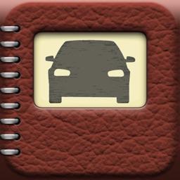 Vehicle Logbook - MPG, Maintenance & Services
