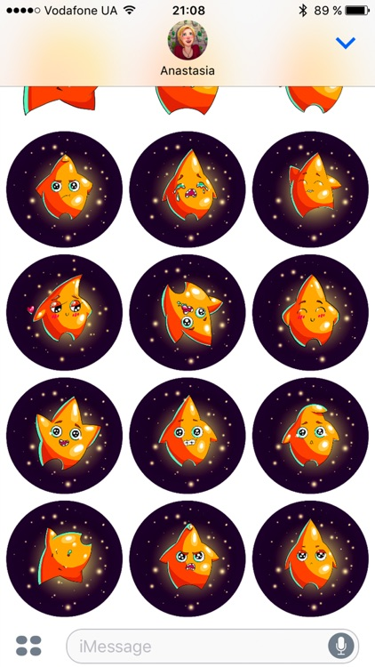 Star Stickers - Penelopa