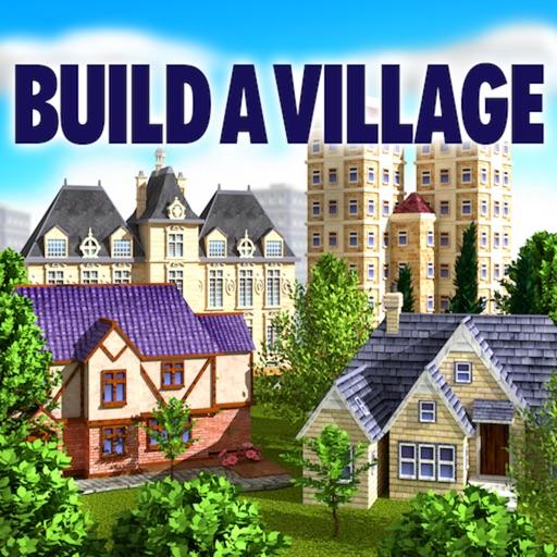 Village City Island Sim 2 Вилидж сити остров Сим