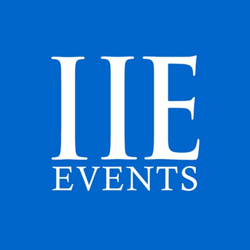 IIE Events