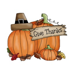 Thanksgiving Day Sticker Pack