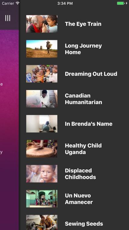 Cielo Documentaries for iPhone screenshot-3