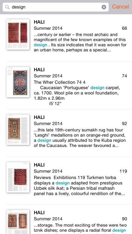 HALI Magazine screenshot-3