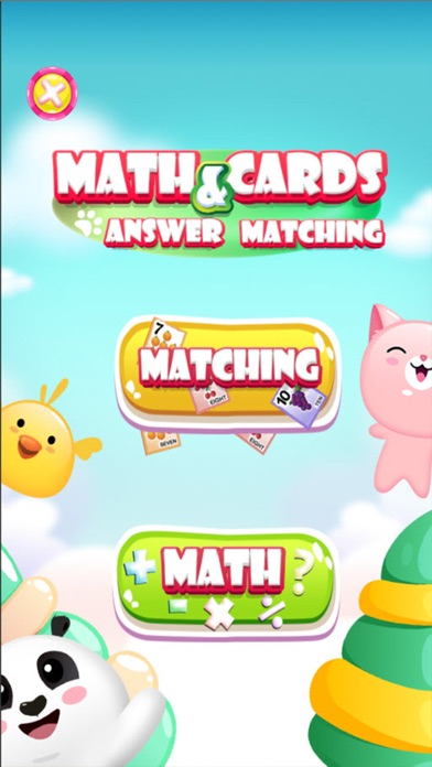 Math Answers 4 and 12 Matching Games - App - Download Apps Store ...