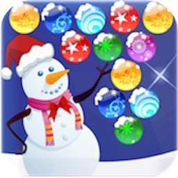 Bubble Shooter Holiday for Christmas
