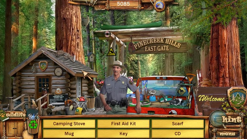 Vacation Adventures : Park Ranger 2 Cheat Codes