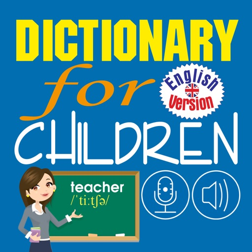 Dictionary for Children English Version