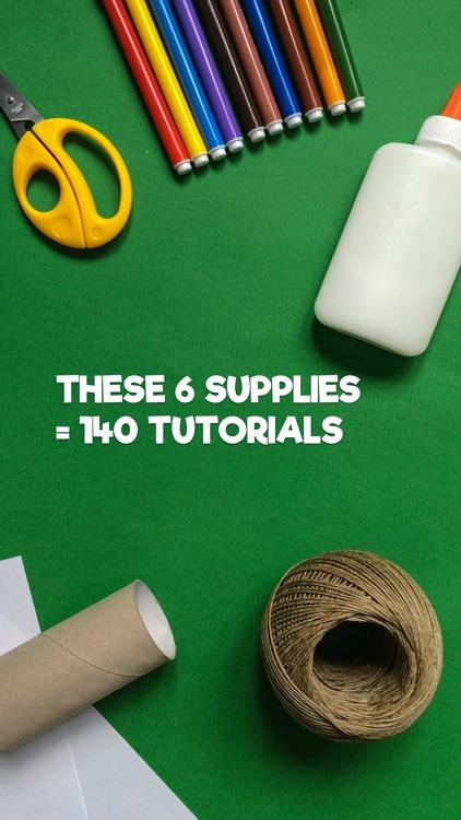 TutoTod — Easy Crafts for Kids screenshot-3