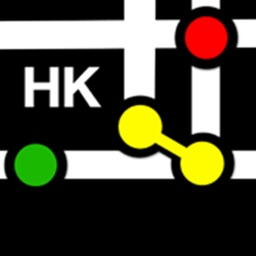 Hong Kong Metro Map