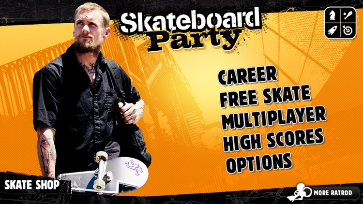Mike V: Skateboard Party Lite screenshot-0