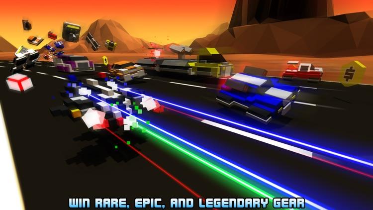 Hovercraft: Takedown - Custom Combat Cars screenshot-4