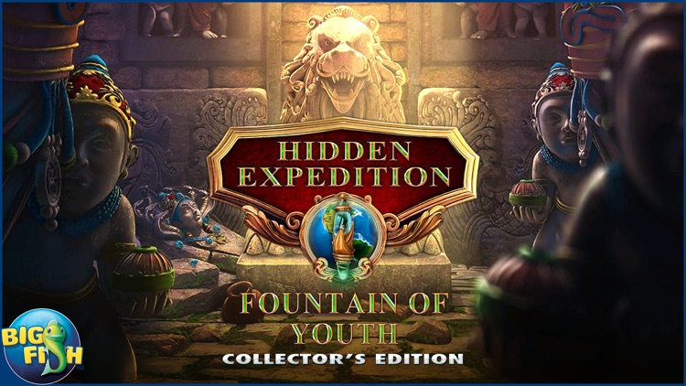 Hidden Expedition: The Fountain of Youth screenshot-4