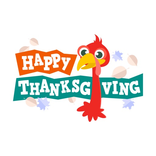 Happy ThanksGiving Stickers for iMessage