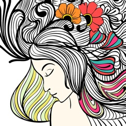 Art Coloring Book For Me - Adult Anxiety And Relax