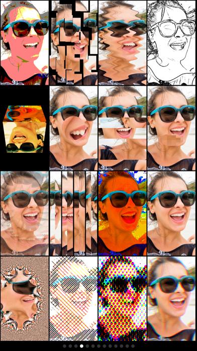 Mega Photo: effets spéciaux