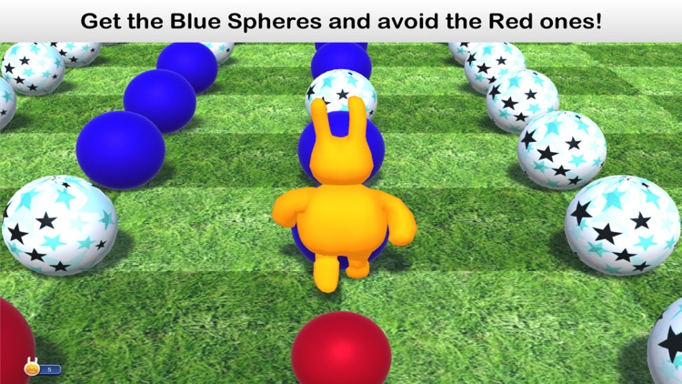 Blue Spheres (Special Stages)