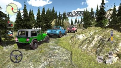 4X4 Offroad Jeep Mountain Hillのおすすめ画像3