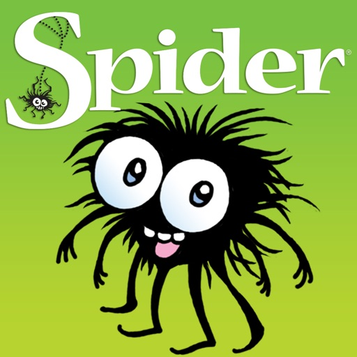 Spider Magazine: Stories, jokes, and fun for kids