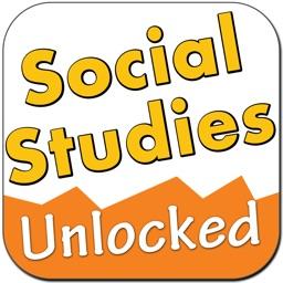 Social Studies Unlocked *-K-8 Grade Social Studies