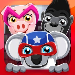 Super-Hero Pets Alliance 3– Dress Up Game for Free