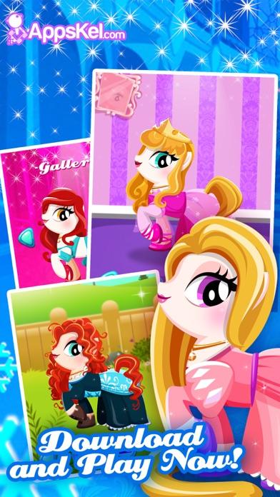 Pony Girls Friendship 2 Magic Dress Up Games Free