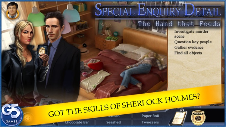Special Enquiry Detail® : The Hand that Feeds (Full) screenshot-0