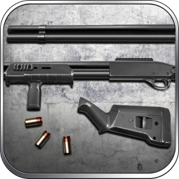 M870 Remington Shotgun Builder and Shooting Game by ROFL Play For Free