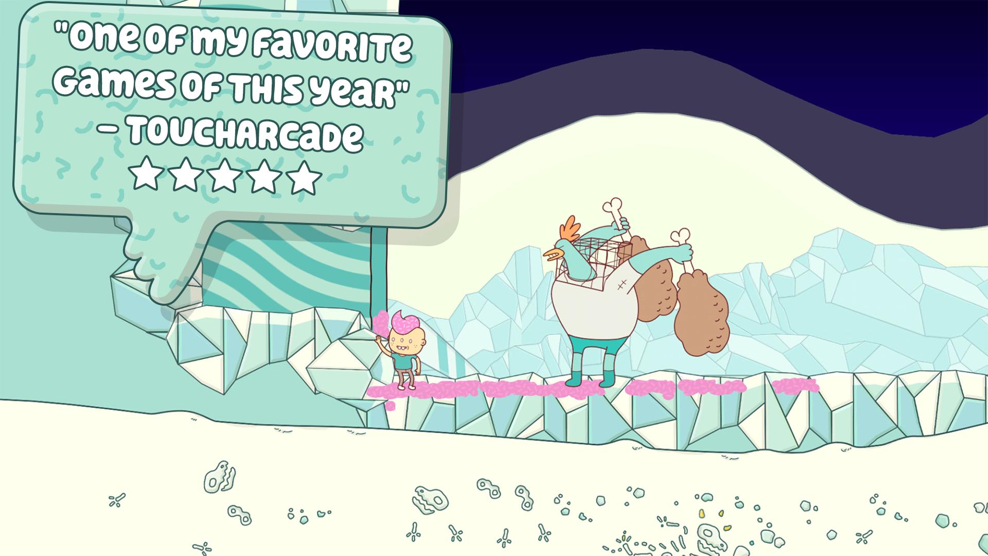 Eggggg - The Platform Puker screenshot 11