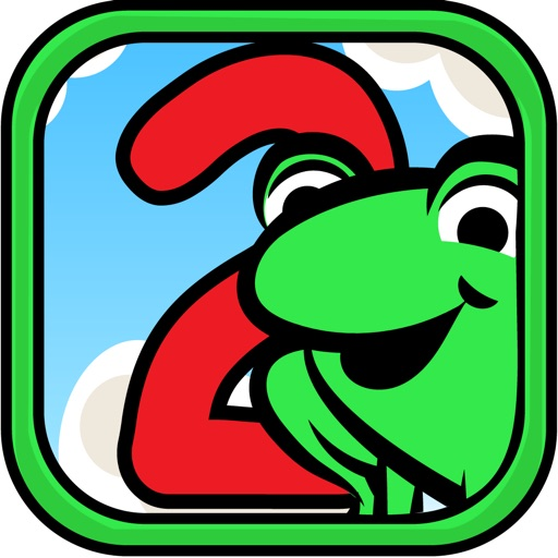 Frog Game 2 - sounds for reading
