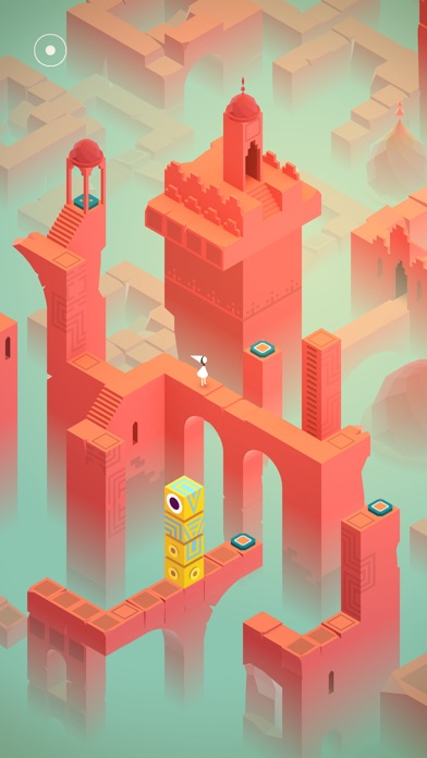 Screenshot for Monument Valley in Sweden App Store