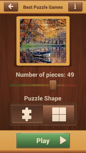 Best Jigsaw Puzzles Free - Brain Game For All Ages on the App Store