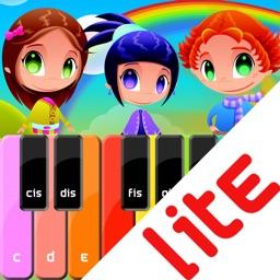 Pianinko Lite - nauka grania dziecięcych piosenek