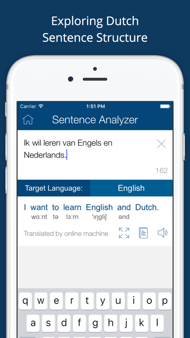 Dutch English Dictionary ProScreenshot of 3
