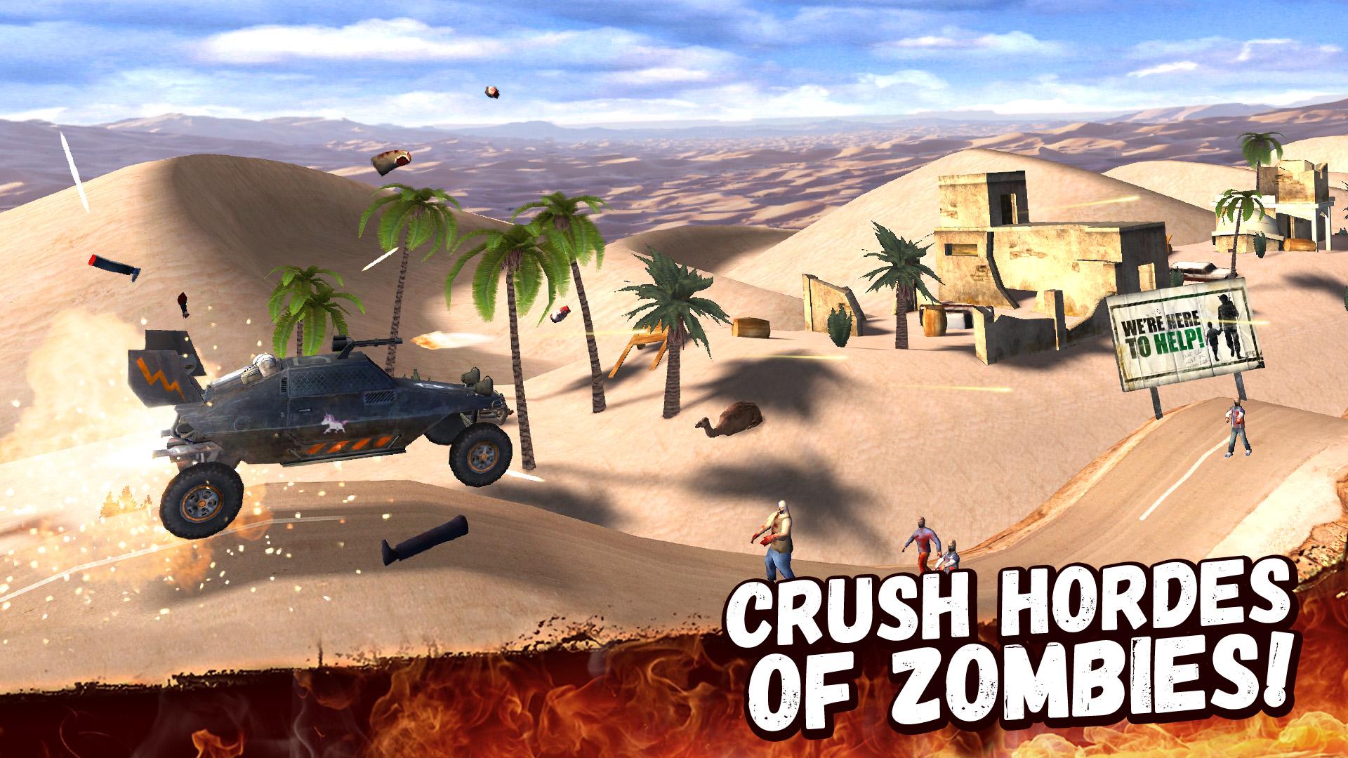 Zombie Derby 2 screenshot 11