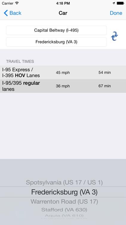 VDOT 511 Virginia Traffic screenshot-4