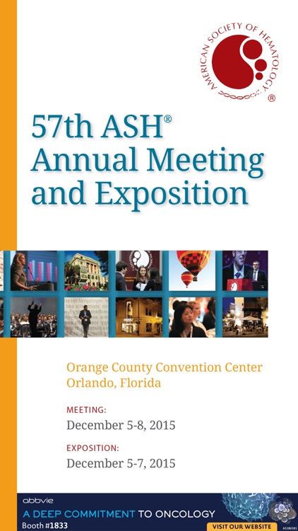 2015 ASH Annual Meeting & Expo