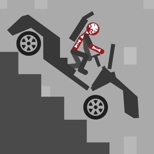 Stickman Dismount - Stickman Destruction