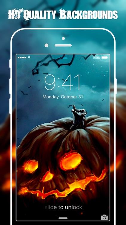 HD Halloween Wallpapers & Backgrounds Free screenshot-4