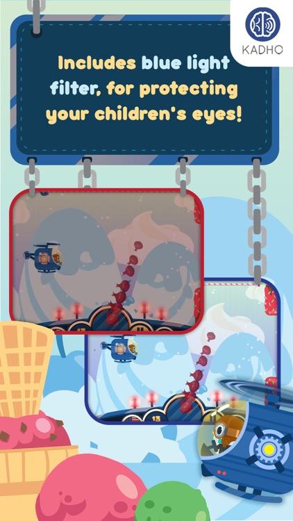 Mochu Sky Ranger - Learn English, Spanish, French and Italian screenshot-3
