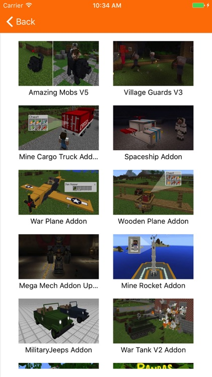 AddOns Maker for Minecraft PE